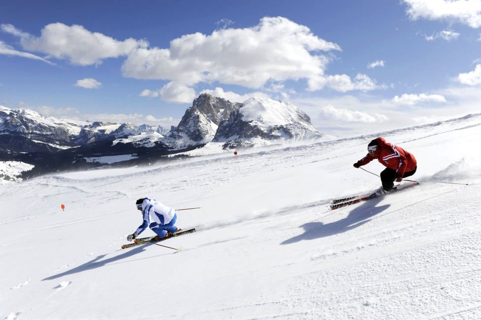 Winterurlaub Dolomiten – Skiurlaub Seiser Alm