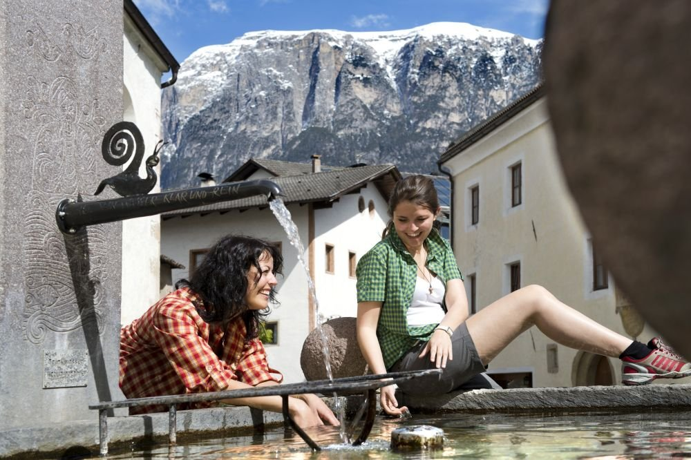 Vacanza in marzo: il risveglio della primavera nelle Dolomiti
